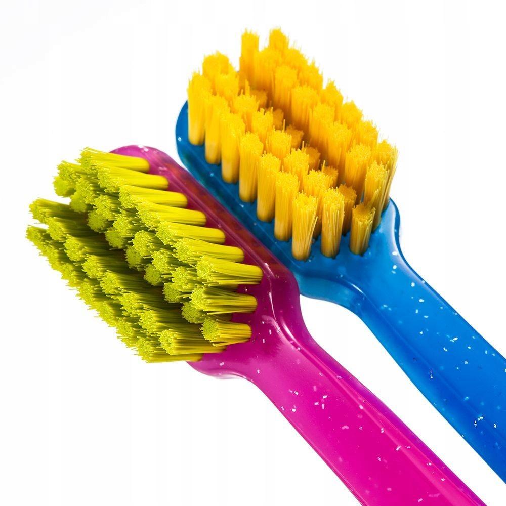 v-образная зубная щетка для брекетов